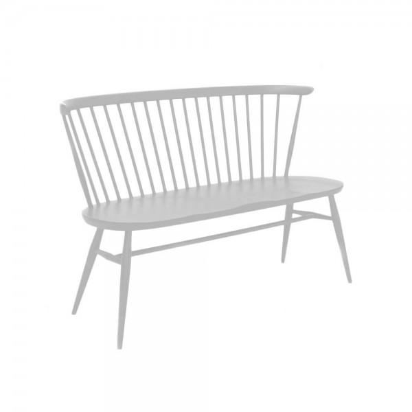 """Sitzbank """"Love Seat"""" in Weiß"""