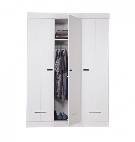 Schrank für allerlei Kleidung, Accessoires & Co.