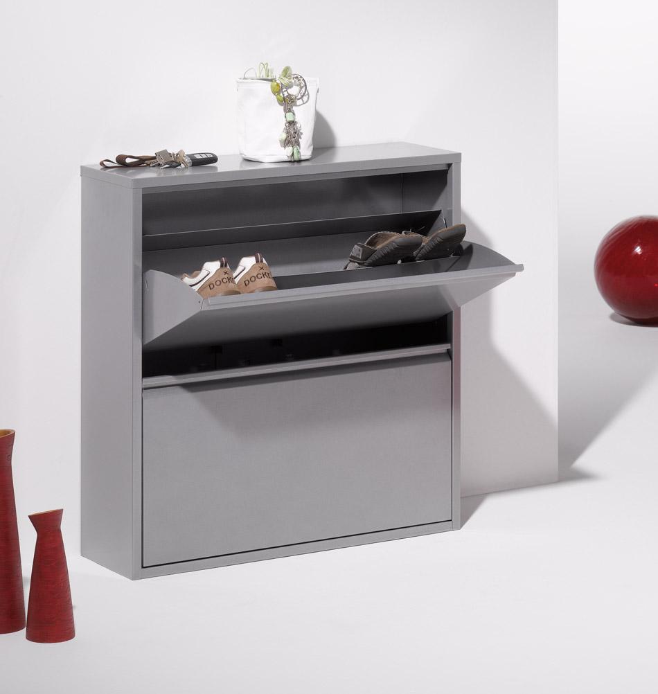 Schuhschrank f r gro e schuhe jankurtzm bel for Schuhschrank designermobel