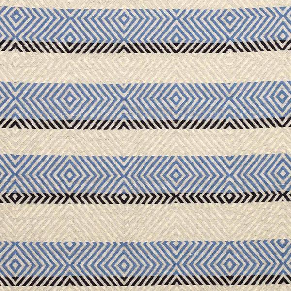Gemütlicher Teppich aus Baumwolle