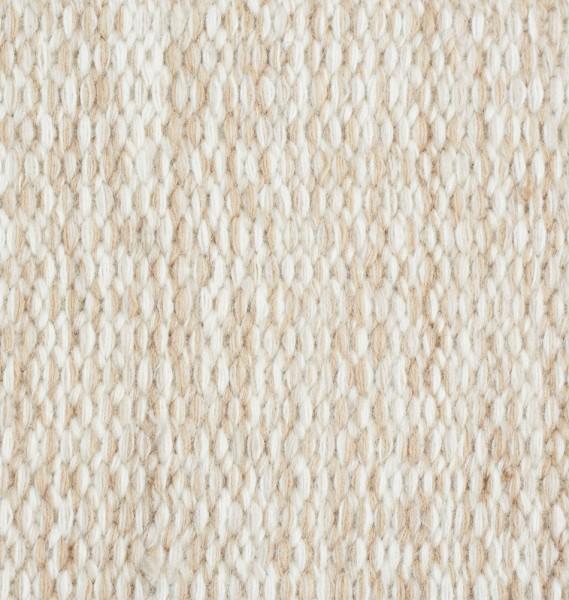 """Teppich """"Monte"""" in Weiß & gebrochenes Weiß"""