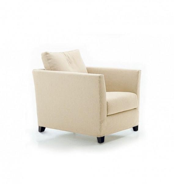 Designer Sessel Yorkshire mit Armlehnen jetzt bei milanari.com