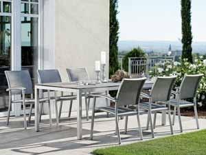 Eleganz Im Garten: Das Garantieren Unsere Grauen Gartenstühle. Neben Ihrem  Attraktiven Design überzeugen Sie Auch Mit Ihrer Wetterbeständigkeit.