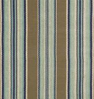 """Dash & Albert Baumwollteppich """"Blue Heron"""" (grün-blau)"""