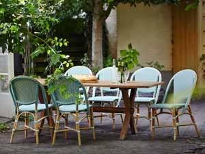 Geflochtene Stühle Für Balkon Garten Online Milanaricom