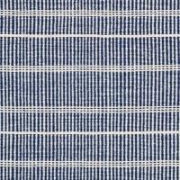 """Dash & Albert Outdoor-Teppich """"Samson"""" (blau)"""