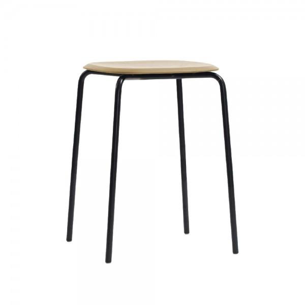 """Hocker """"Okito"""" mit Sitzfläche in Natur"""