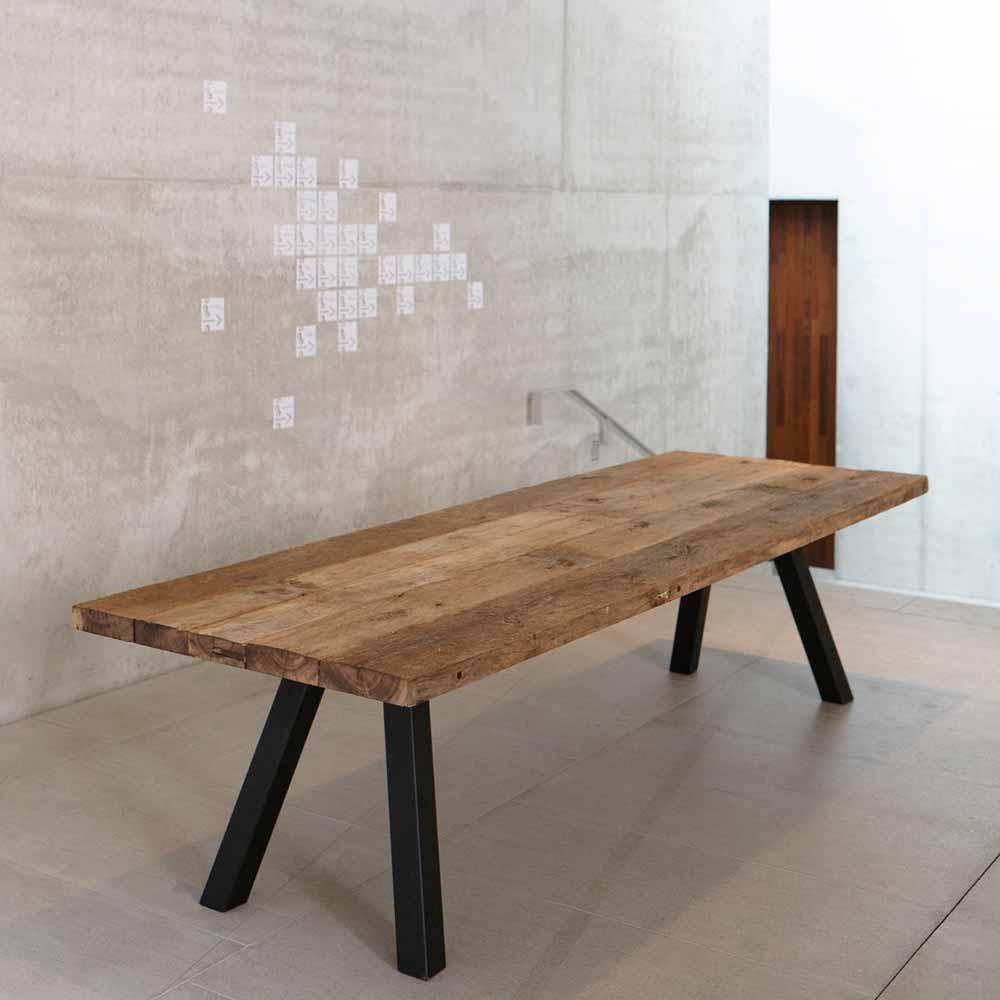 gro e esstische lange tafeln f r genie er online bestellen. Black Bedroom Furniture Sets. Home Design Ideas
