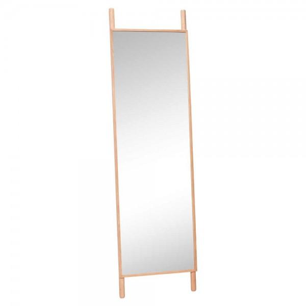 """Standspiegel """"Kennet"""" mit Eichenholz"""