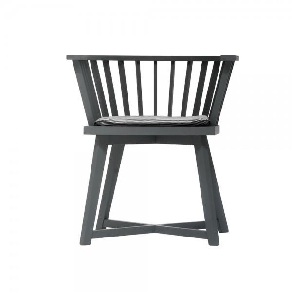 """Stuhl """"Gray24"""" von Gervasoni - in Grau"""