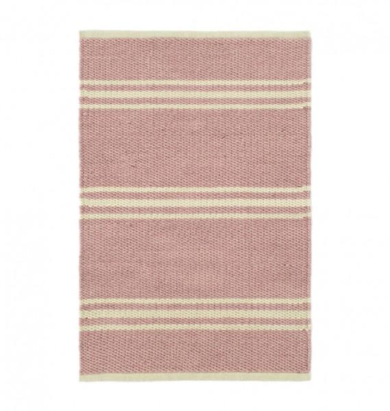 "Dash & Albert Outdoor-Teppich ""Lexington"" pink-beige"