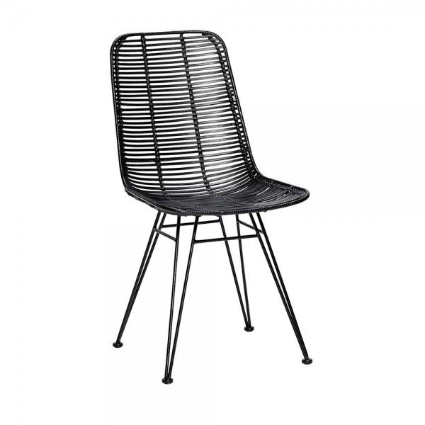 Rattanstuhl Nova Stuhl Von Hubsch Interior