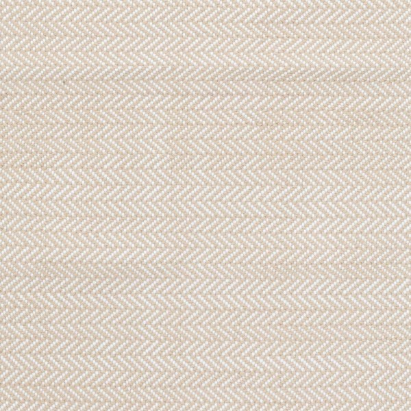"Dash & Albert Teppich ""Herringbone"" in Beige"