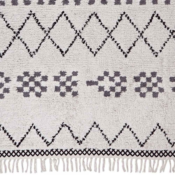 """Baumwollteppich """"Marrakech"""" von liv interior"""