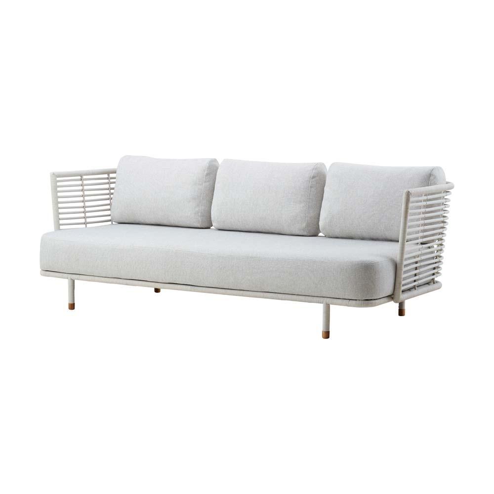 Rattan ecksofa balkon  Loungemöbel aus Rattan   Loungesessel und Loungestühle