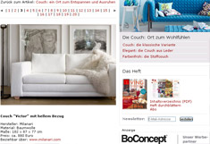 artikel living at home.de