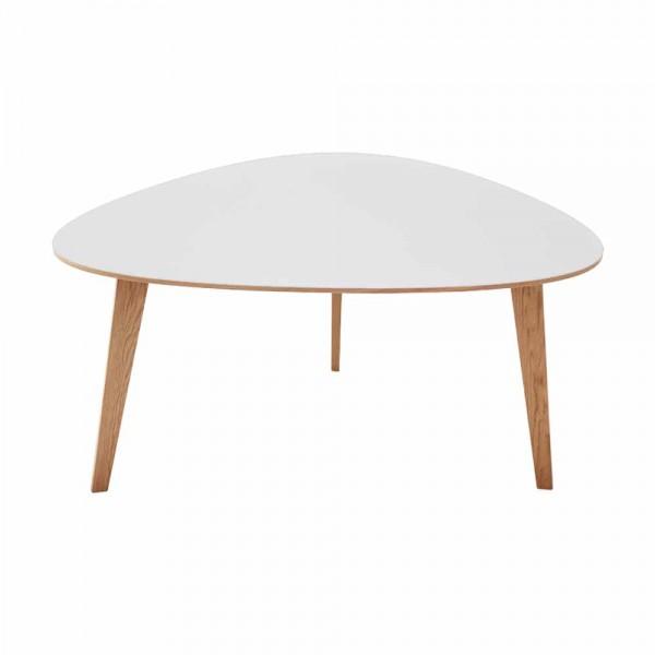 """Esstisch """"T8"""" von Andersen mit Tischplatte in Weiß"""