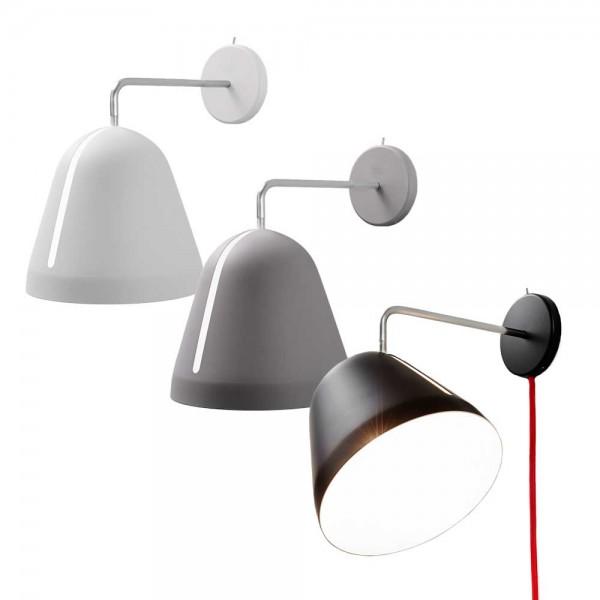 "Wandleuchte ""Luminaire"" aus Aluminium"