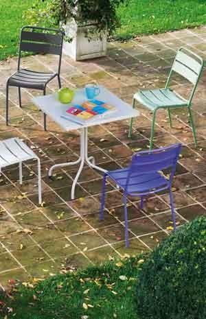 Gartenstühle aus Eisen | Stühle | Top Kategorien | milanari.com