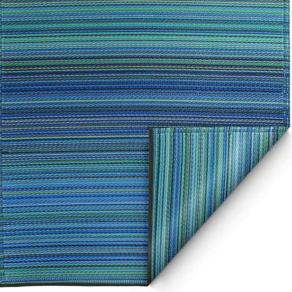 Kunststoff teppich canaria der enspannende teppichlaufer for Balkon teppich mit tapeten hellweg