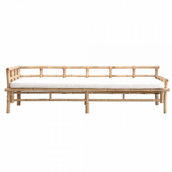 "Outdoor-Daybed ""Maiga"" aus Bambus"