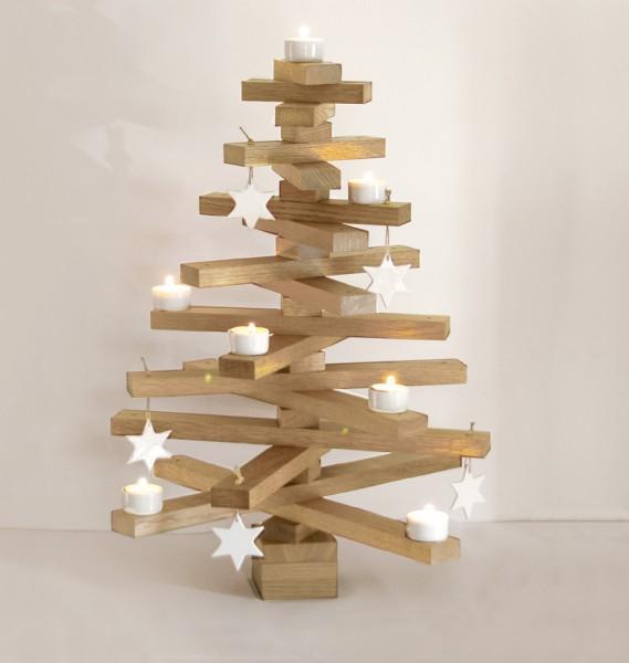"""Raumgestalt Weihnachtsbaum """"Baumsatz"""""""