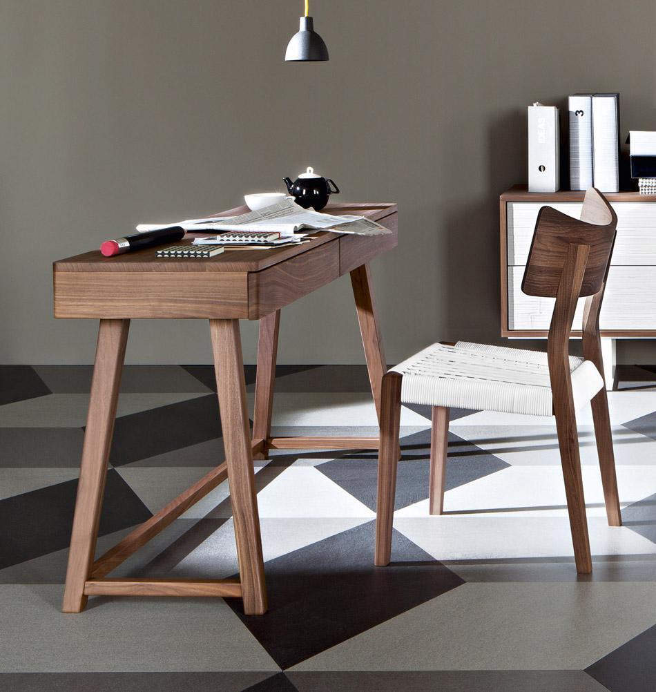 Schreibtisch 100 x 50 b rozubeh r for Schreibtisch holzbeine