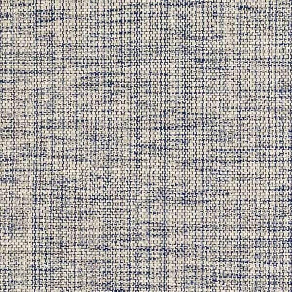 """Blaugrauer Baumwollteppich """"Marled"""" von Dash & Albert"""