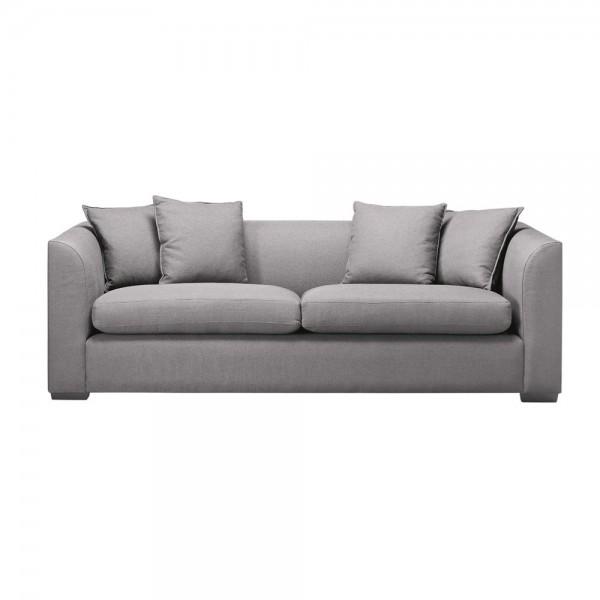 """Sofa """"New York"""" - Eleganz in Grau"""