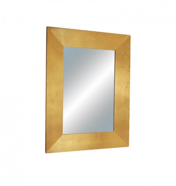 """Spiegel mit Holzrahmen """"Diana"""" gold"""