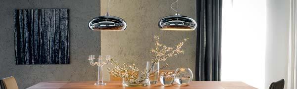 deckenleuchten h ngeleuchten design bei. Black Bedroom Furniture Sets. Home Design Ideas