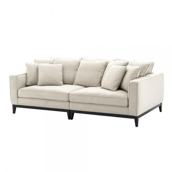 """Sofa """"Principe"""" von EICHHOLTZ in Beige"""