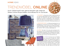 artikel homes and gardens