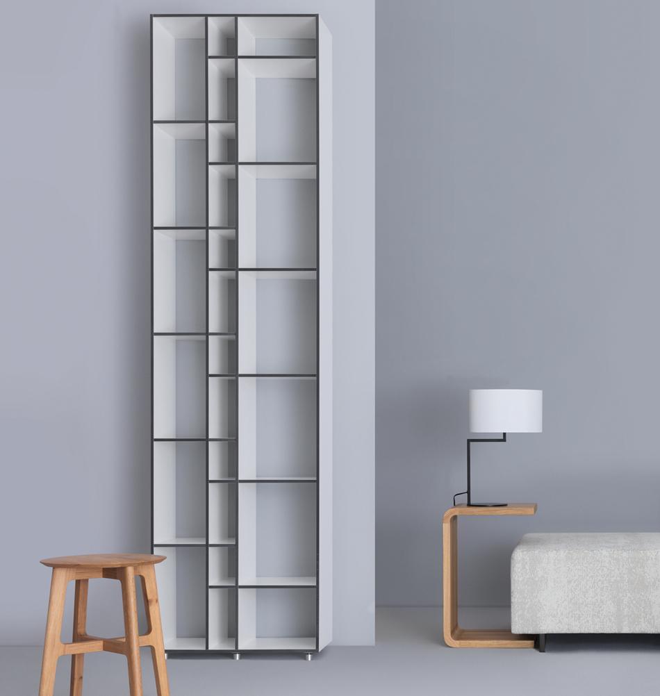 zeitraum m bel hohes designregal code 1. Black Bedroom Furniture Sets. Home Design Ideas