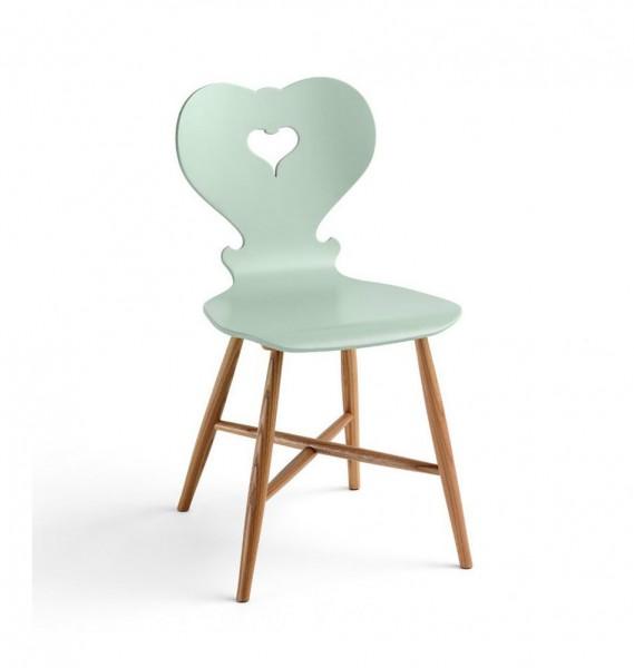 """Stuhl """"Alpina"""" gibt es bei uns auch noch in anderen Farben"""