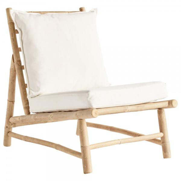 "Designersessel ""Banto"" aus Bambus"