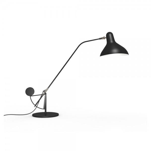 """Tischlampe """"Mantis BS3""""  in Schwarz - von DCW LAMPE GRAS"""