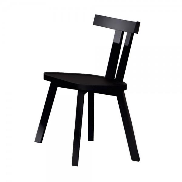 """GERVASONI Stuhl """"Gray 23"""" (schwarz)"""