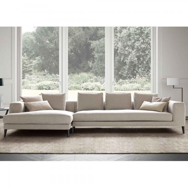Moderne ecksofa casamilano sofa hamptons for Italienische ledersofas