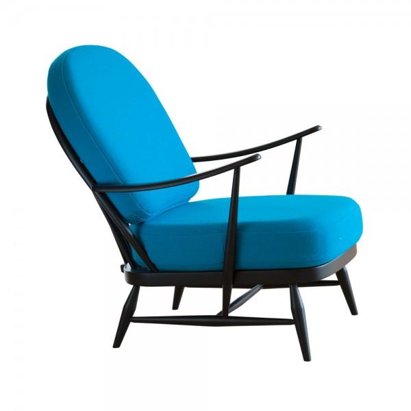 """Sessel """"Originals"""" von ercor - aus schwarzem Buchenholz"""