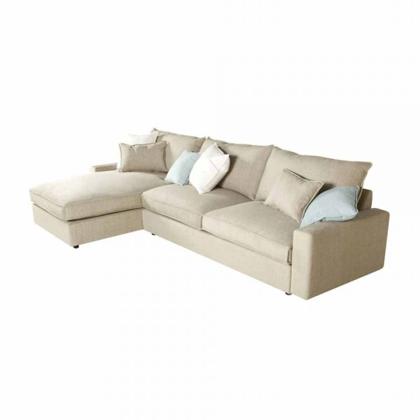 "Ecksofa ""Osborn"" - mit Chaiselongue"