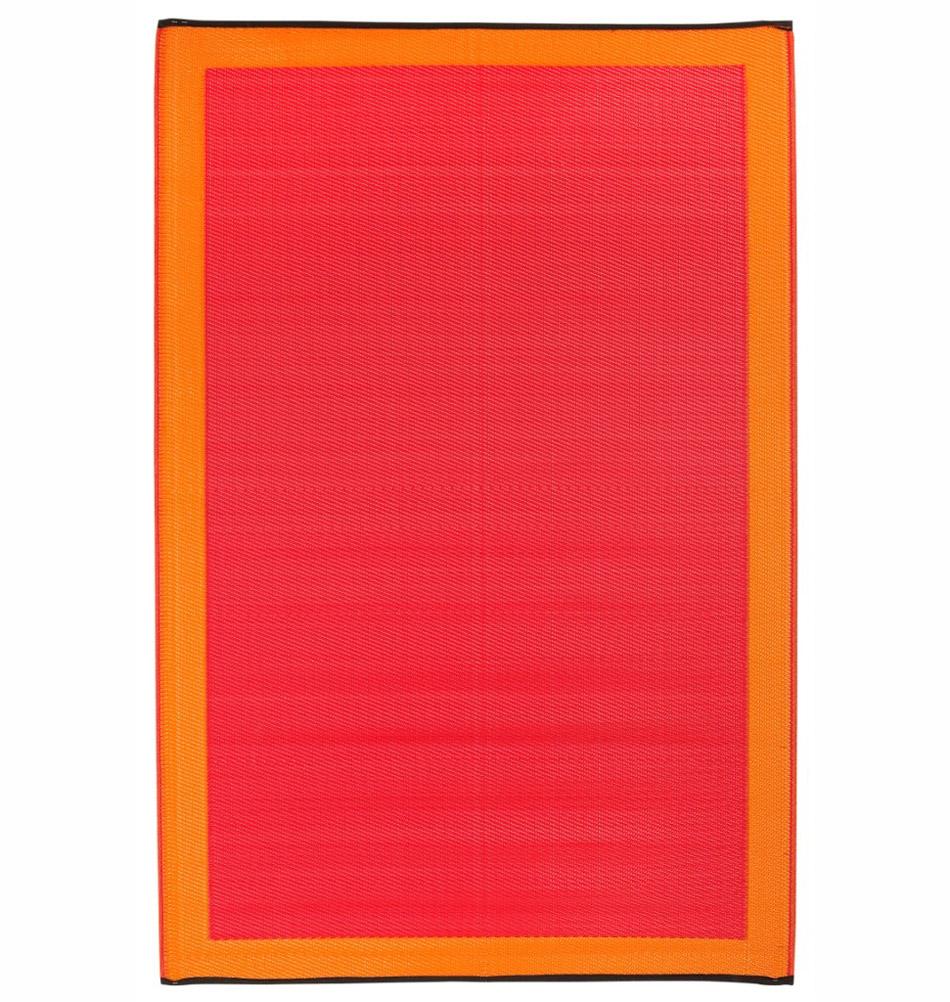 Teppiche f r drau en knalligen teppich bestellen bei for Lesesessel rot