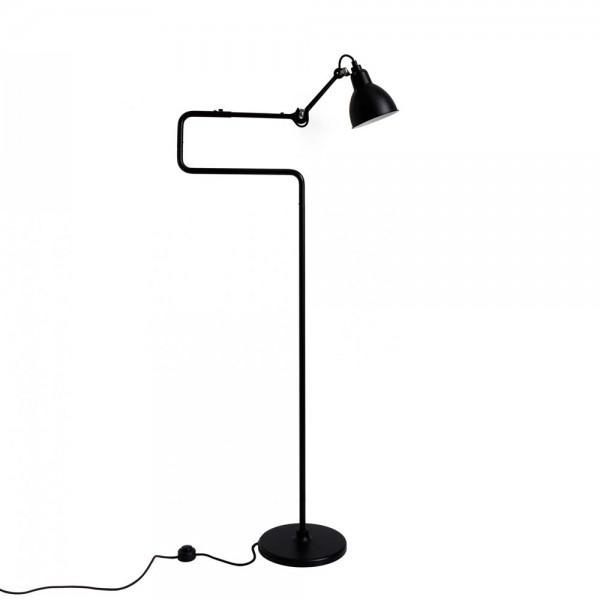 """Stehleuchte """"N°411"""" von DCW LAMPE GRAS - in Schwarz"""