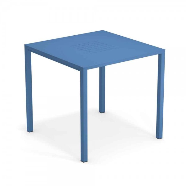 """Gartentisch """"Urban"""" von EMU - in Blau"""