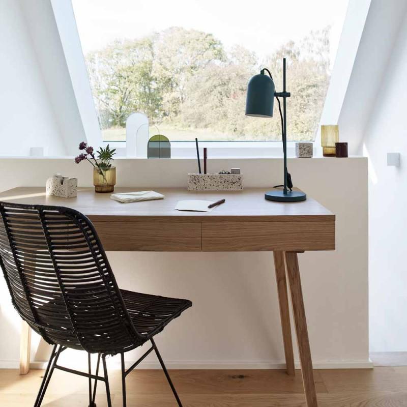 """Hübsch interior Schreibtisch """"Lis"""" Eiche"""
