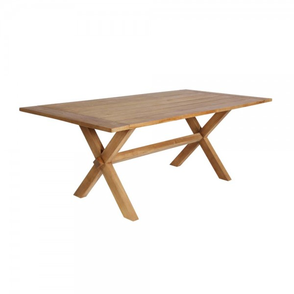 "Gartentisch ""Carter"" aus Teakholz"