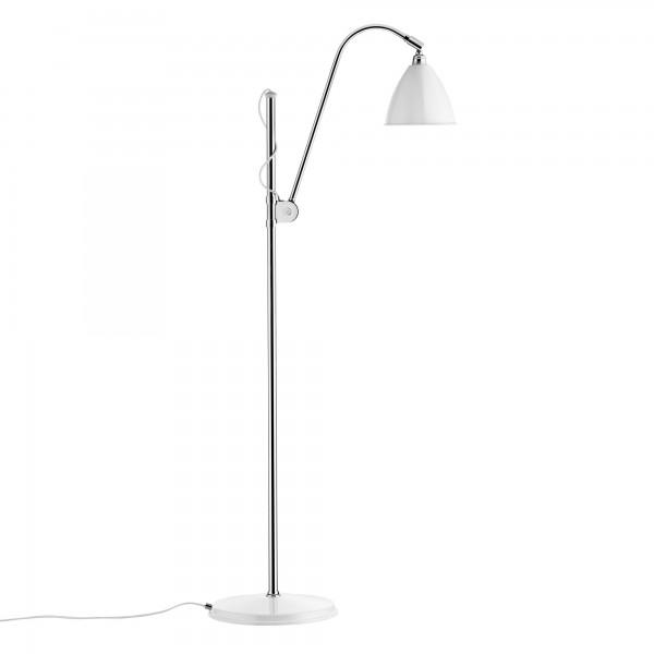 """Weiße Stehlampe """"Bestlite"""" bei milanari.com"""