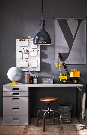 industrie chic m bel mit fabrikcharakter. Black Bedroom Furniture Sets. Home Design Ideas