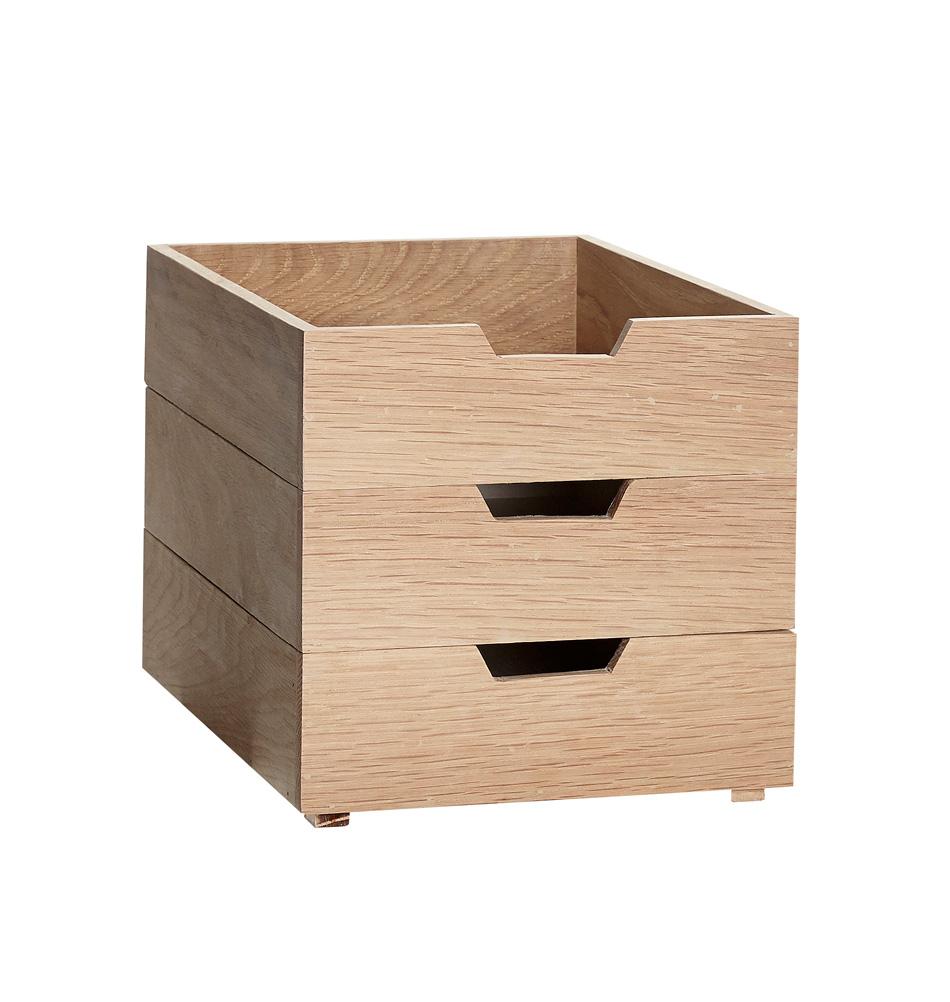 Ablagefächer | Dänisches Holz-Design fürs Büro | milanari.com