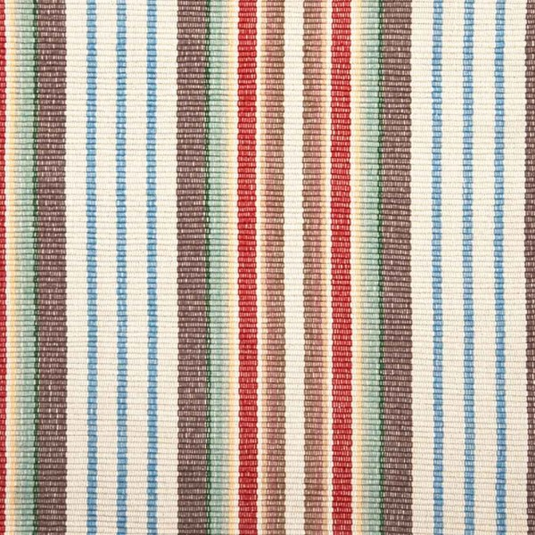 "Dash & Albert Teppich ""Ranch Stripe"""